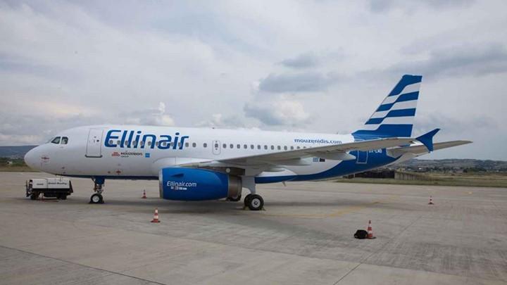 Νέα αεροπορική γραμμή για Ρόδο: Τρία δρομολόγια την εβδομάδα από Αθήνα ανακοίνωσε η Ellinair!