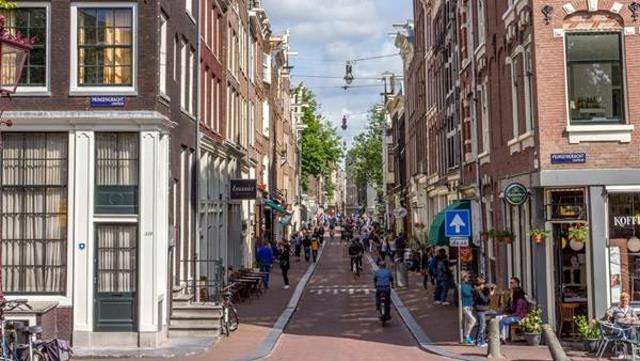Γειτονιά Jordaan, Άμστερνταμ