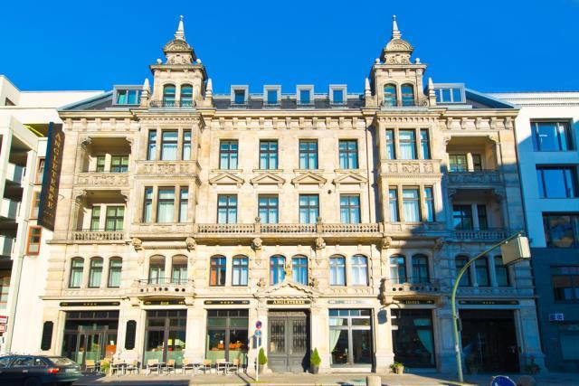 Angleterre Hotel am Checkpoint Charlie - ξενοδοχεία Βερολίνο