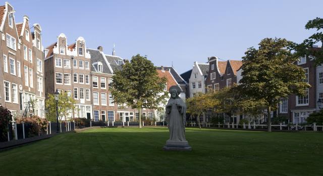 Begijnhof, Άμστερνταμ