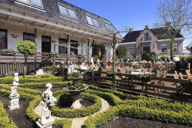 Ξενοδοχείο από βαρέλια κρασιού, Ολλανδία