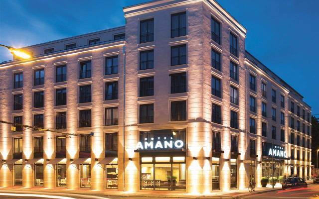 Hotel Amano - ξενοδοχεία Βερολίνο