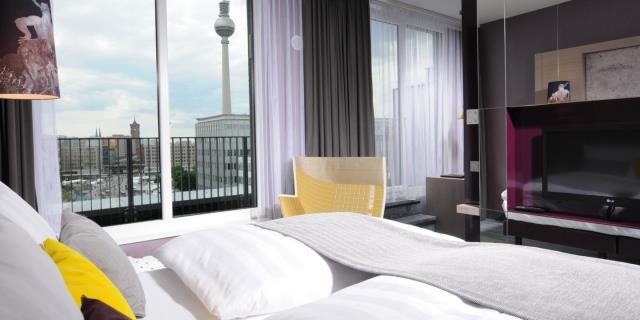 Hotel Indigo Alexanderplatz - ξενοδοχεία Βερολίνο