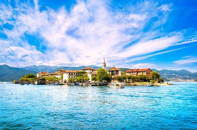 Isola dei Pescatori, μικρό νησί στην Ιταλία