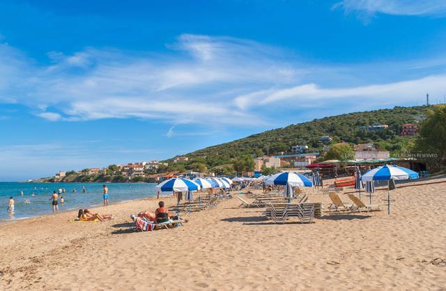 Καρφάς παραλία Χίος