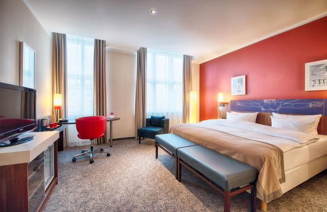 Leonardo Royal Berlin Alexanderplatz - ξενοδοχεία Βερολίνο