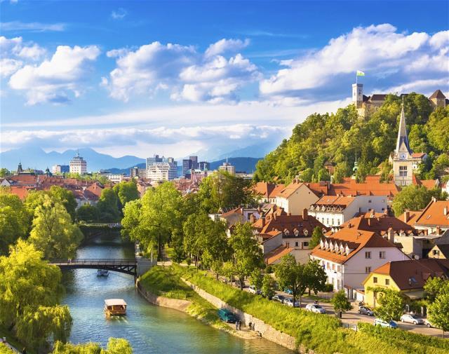 Λιουμπλιάνα Σλοβενία