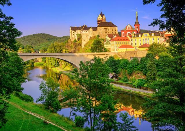Λόκετ (Loket), Τσεχία