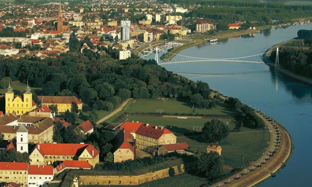 Όσιγιεκ (Osijek), Κροατία