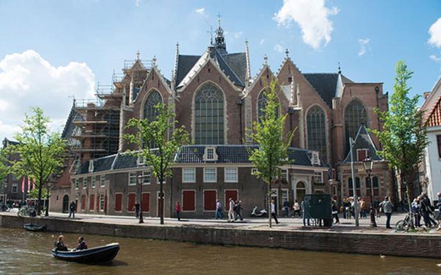 Oude Kerk, Άμστερνταμ