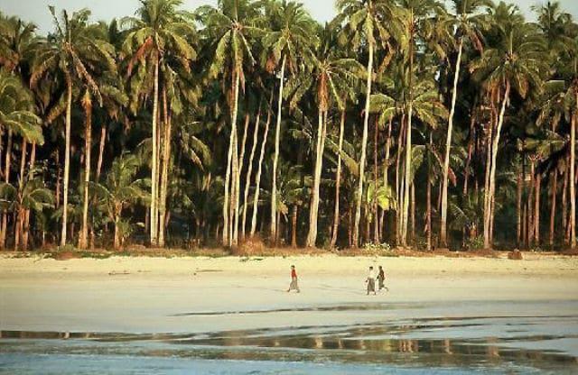 Ramree νησί