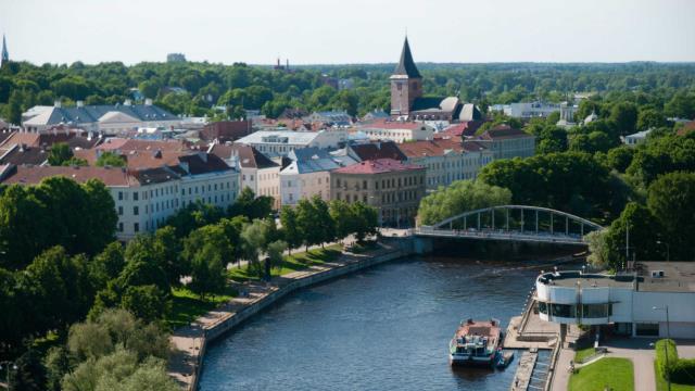 Ταρτού, Εσθονία