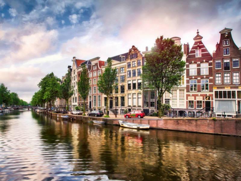 Άμστερνταμ, Ολλανδία - αξιοθέατα