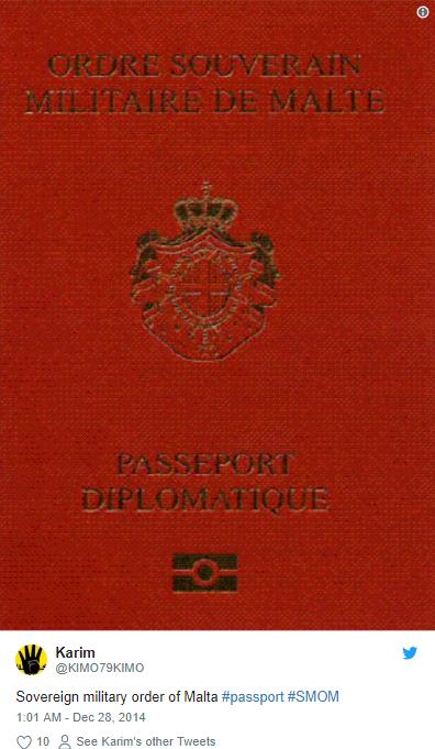 Το πιο σπάνιο διαβατήριο στον κόσμο! Το έχουν μόνο 500 άνθρωποι σε όλη την γη!