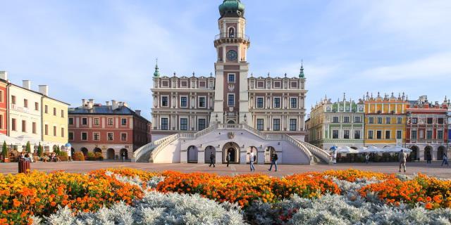 Ζαμόσκ Πολωνία