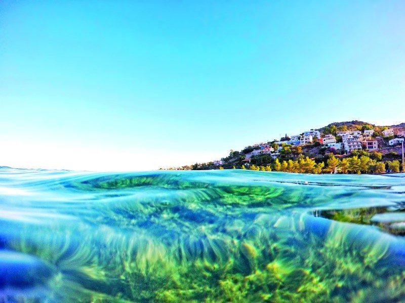 Αίγινα παραλίες