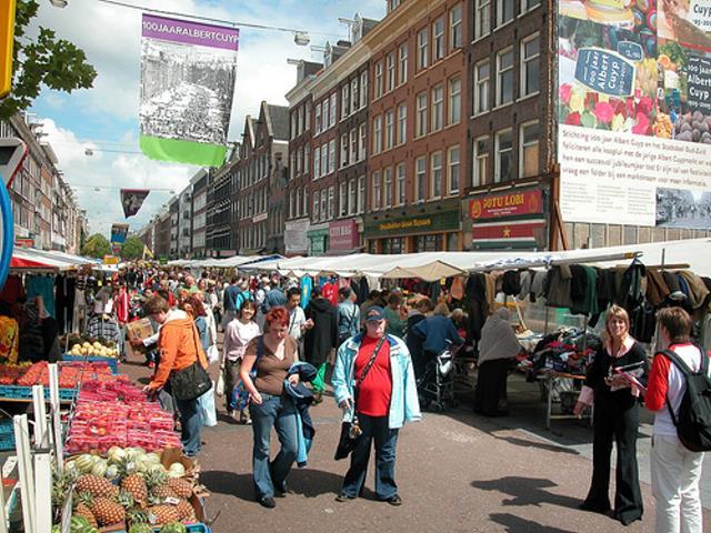 Αγορά Albert Cuyp, Άμστερνταμ