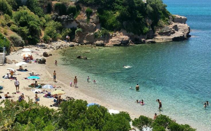 Παραλία Αλθέας