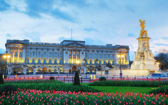 Παλάτι Μπάκιγκχαμ, Λονδίνο