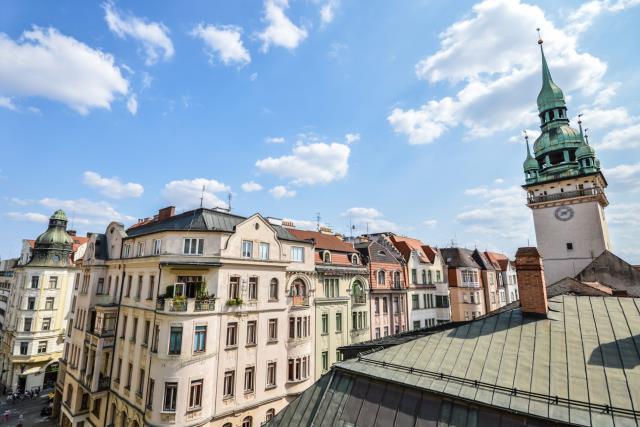 Μπρνο (Brno), Τσεχία