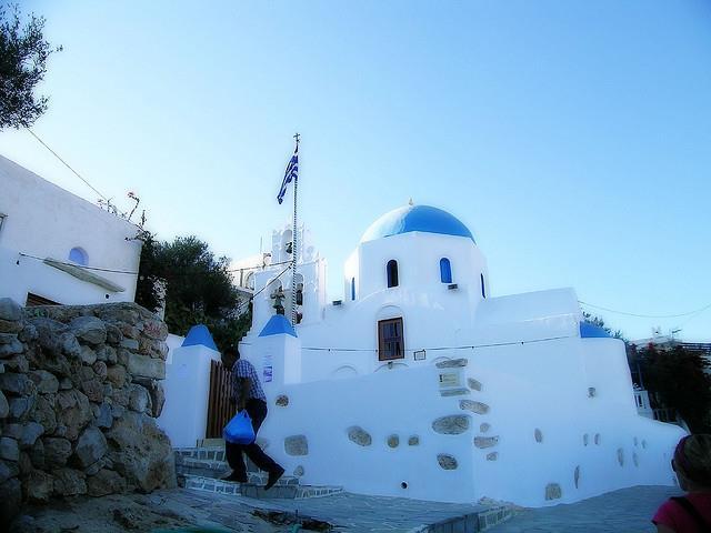 Δονούσα, Ελλάδα
