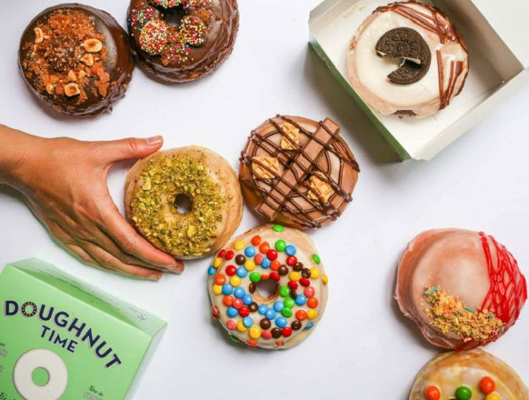 Λονδίνο: Τo μαγαζί με τα donuts που κάνουν ουρές οι Βρετανοί...και είναι σκέτη κόλαση!