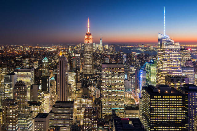 Empire State Building, Νέα Υόρκη