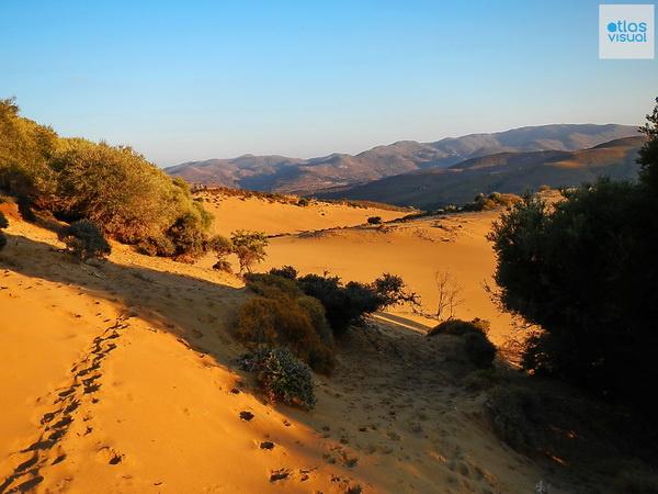 Κι' όμως... η Ελλάδα έχει τη δική της έρημο! Που βρίσκεται; (photos)