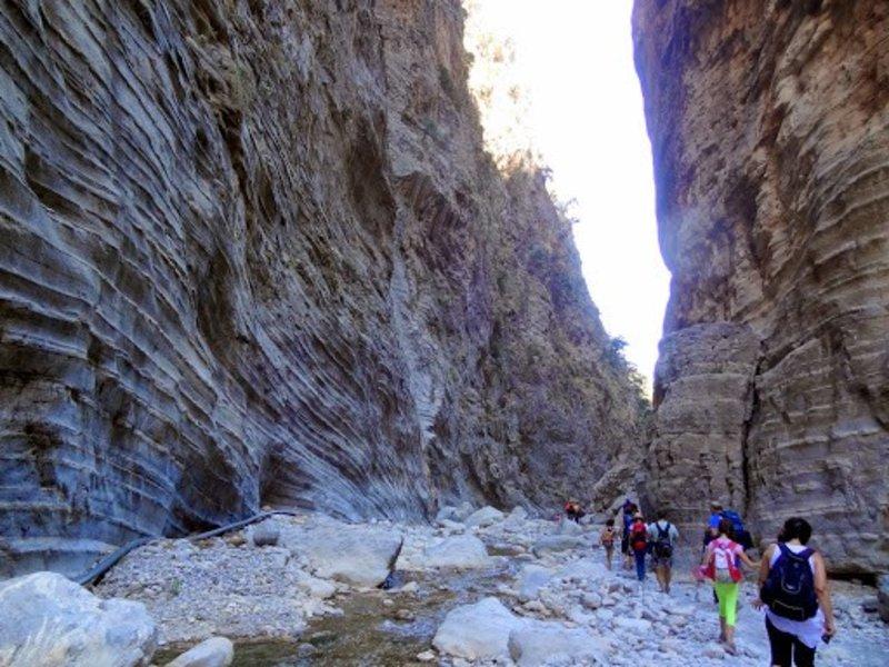 Χανιά: Ανοίγει σήμερα το Φαράγγι της Σαμαριάς για τους επισκέπτες (photos)