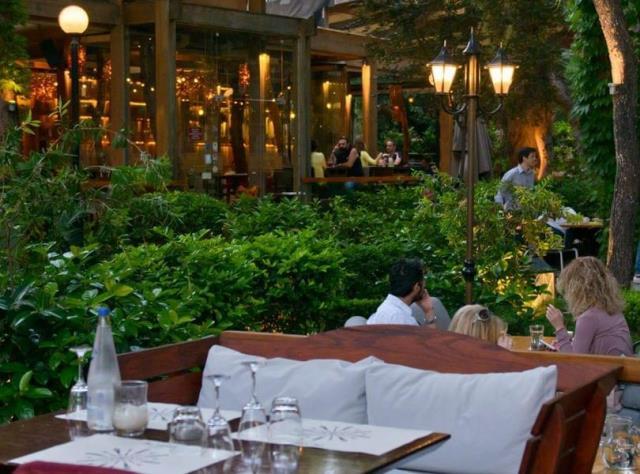 Κήποι στην Αθήνα