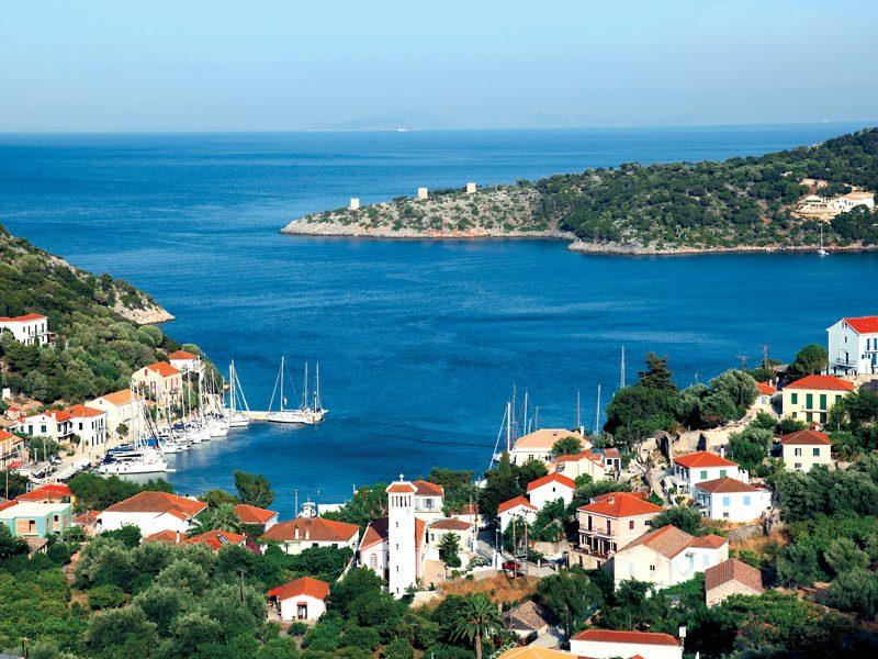 Ιθάκη - low profile ελληνικά νησιά