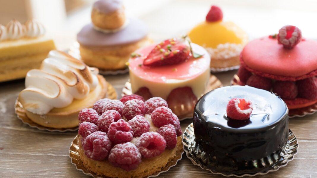 καλύτερα γλυκά της Γαλλίας