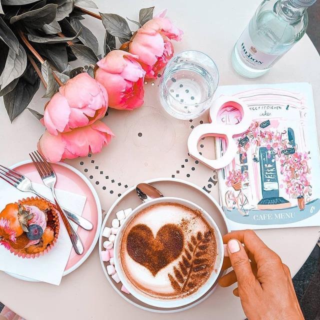 Peggy Porschen Cakes - καφέ