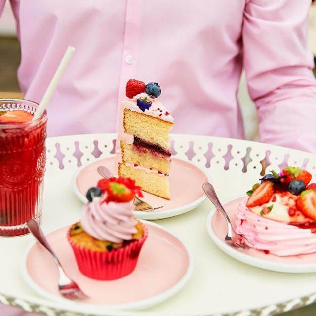 Peggy Porschen Cakes - γλυκά