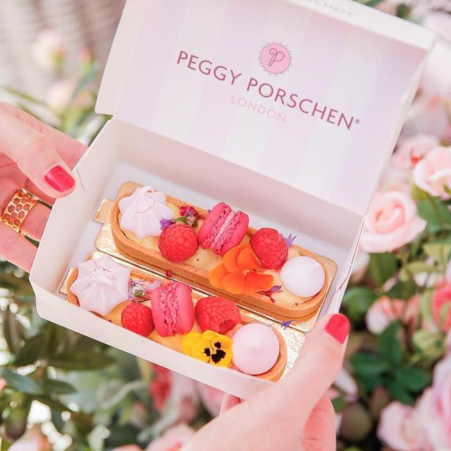 Peggy Porschen γλυκά
