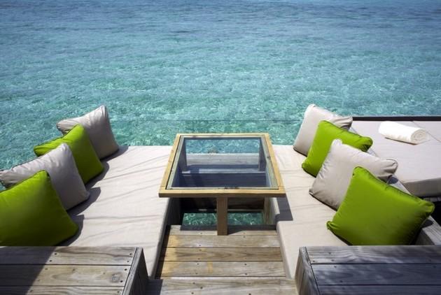 Ζήστε το όνειρο σε αυτό το παραδεισένιο resort στις Μαλδίβες! (photos)