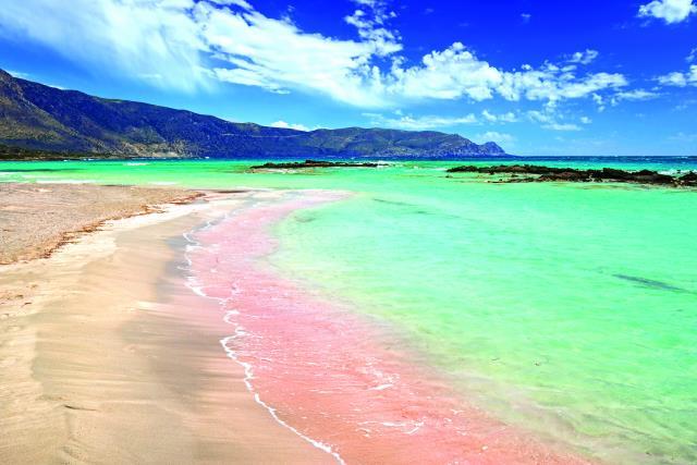 Ελαφονήσι παραλία Κρήτη