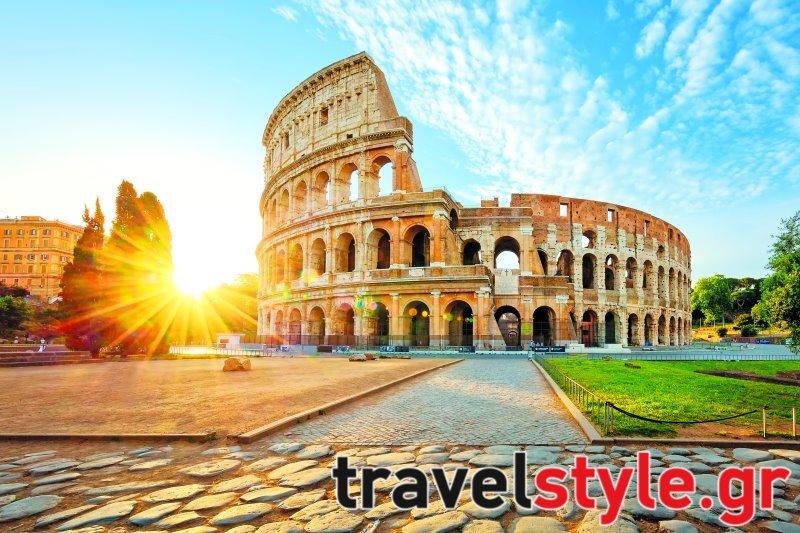 Πετάξτε για Ρώμη με 24,47€ και ανακαλύψτε την Αιώνια Πόλη!