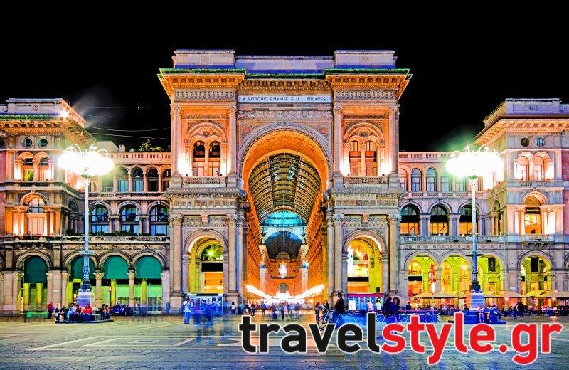 Πετάξτε για Μιλάνο με 24,47€ και ανακαλύψτε την πολυδιάστατη πόλη της Ιταλίας!