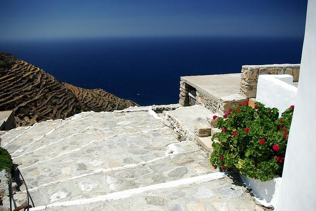 Σίκινος, Ελλάδα