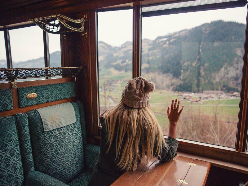 tips και συμβουλές για ταξίδι με τρένο