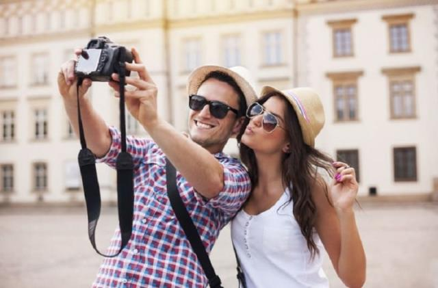 Φωτογραφίες στα ταξίδια