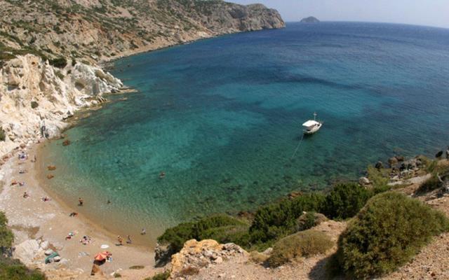 Βρουλίδια παραλία Χίος