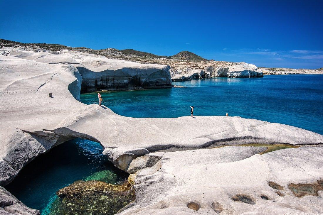 """12 εξωτικές παραλίες στην Ελλάδα που θα """"ζήλευε"""" ακόμα και η Χαβάη! (photos)"""