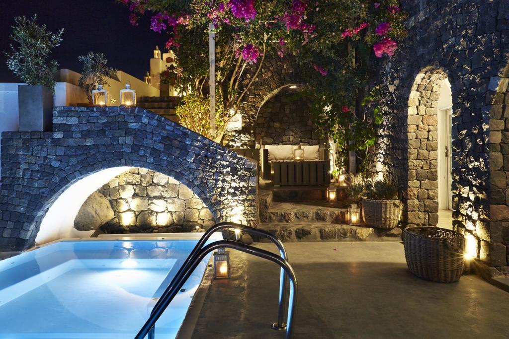 Atrina Canava 1894 πισίνα ξενοδοχείου