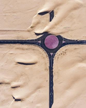 Οι δρόμοι του Ντουμπάι μέσα από πανοραμικές λήψεις που θα σας κάνουν να αναρωτηθείτε... (photos)