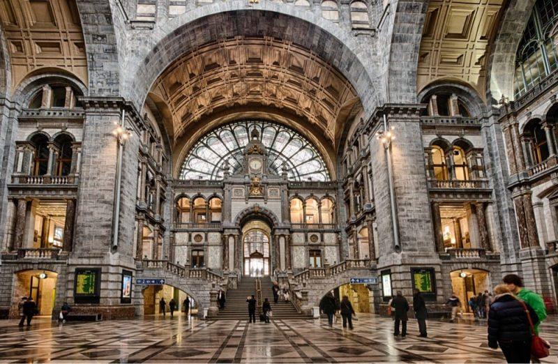 Central Station, Αμβέρσα, Βέλγιο