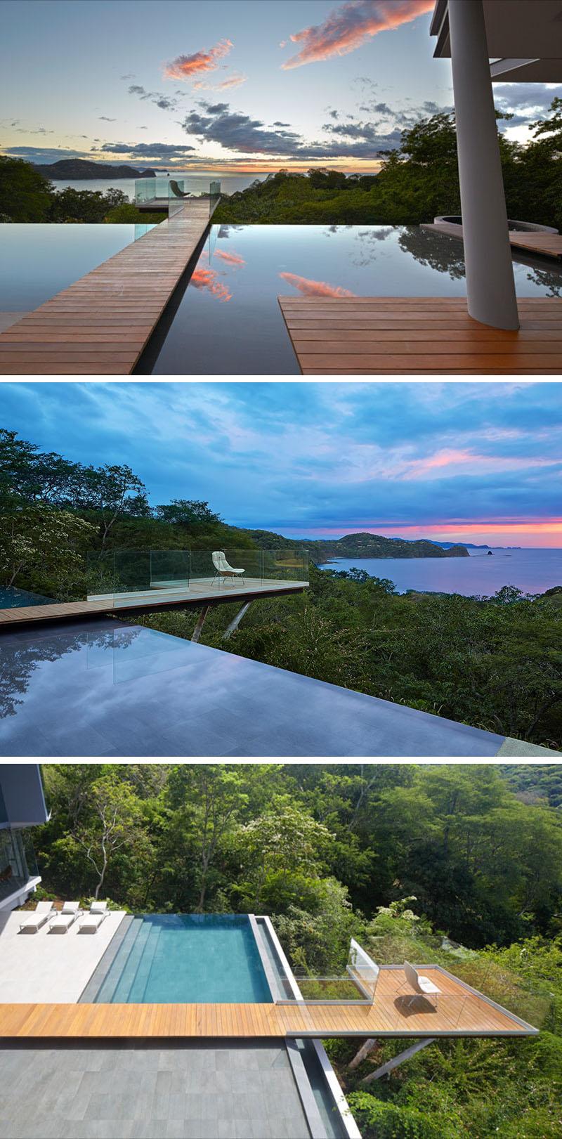 Θα ξετρελαθείτε με τη θέα που έχει αυτό το σπίτι! Ξεχωρίζει για τοφουτουριστικό designτου! (photos)