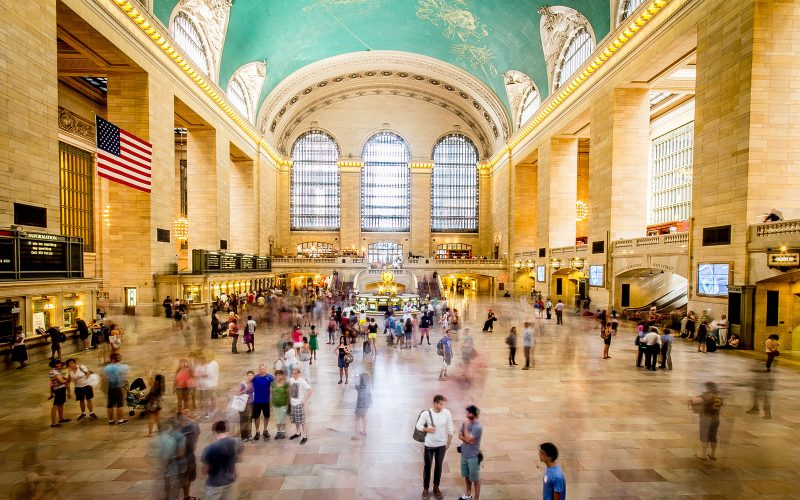 Grand Central Terminal, Νέα Υόρκη, ΗΠΑ