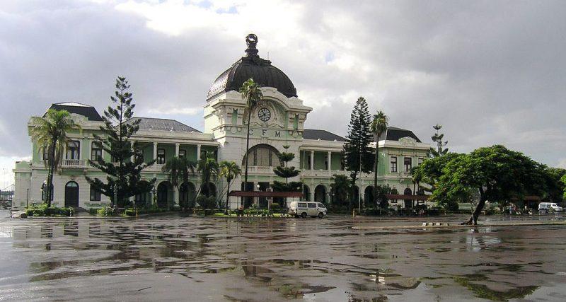 CFM Railway Station, Μαπούτο, Μοζαμβίκη